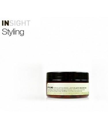 Insight ELASTIC MOLDING WAX - elastyczny wosk do modelowania włosów 90 ml
