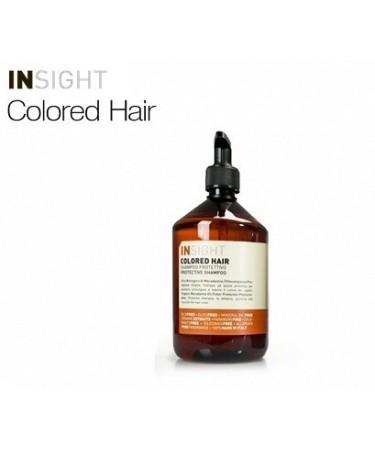 Insight COLORED HAIR - szampon ochronny do włosów farbowanych 400 ml
