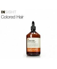 Insight COLORED HAIR - odżywka ochronna do włosów farbowanych 400 ml