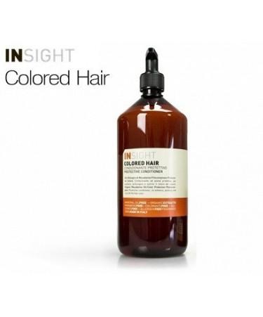 Insight COLORED HAIR - odżywka ochronna do włosów farbowanych 900 ml
