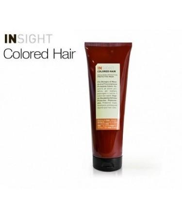 Insight COLORED HAIR - maska ochronna do włosów farbowanych 250 ml