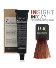 INSIGHT Fitoproteinowy krem koloryzujący 6.5 Mahogany Dark Blond 100 ml