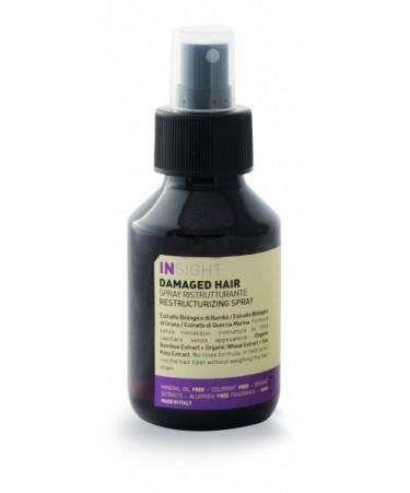 Odżywka bez spłukiwania Damaged Hair Insight Restructurizing Spray 100ml