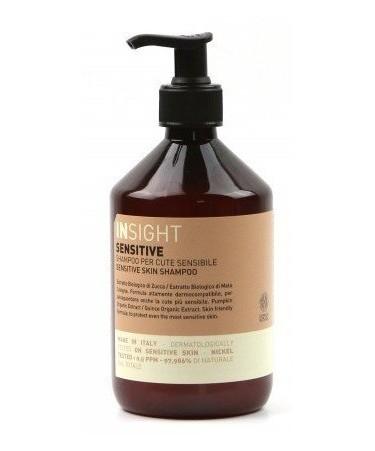 Insight Sensitive Skin - szampon do wrażliwej skóry głowy 500 ml