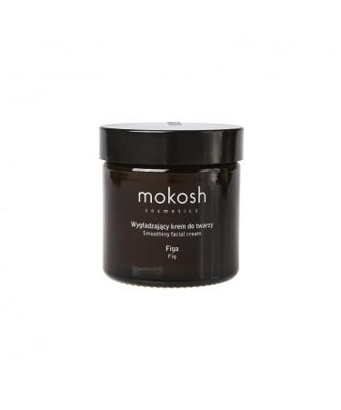 MOKOSH - wygładzający krem do twarzy Figa