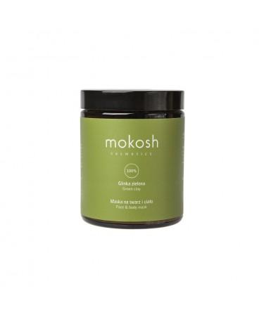 MOKOSH - glinka zielona 180 ml