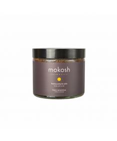 """MOKOSH - peeling solny do ciała """"Kawa z pomarańczą"""" 300 g"""