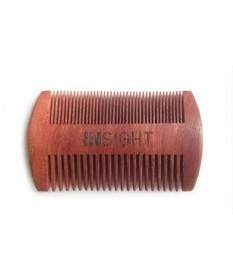 Insight MAN - grzebień do brody i włosów z drzewa sandałowego
