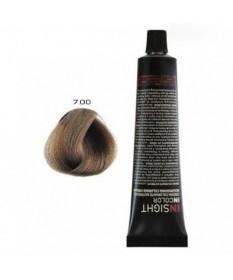 INSIGHT Fitoproteinowy krem koloryzujący 7.00 Natural Deep Blond 100 ml