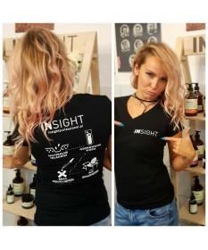 INSIGHT - T-Shirt bawełniany - rozmiar S