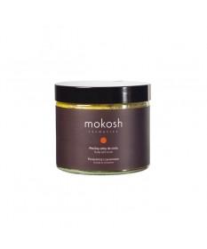 MOKOSH - peeling solny do ciała Pomarańcza z cynamonem 300 g