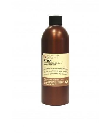 Insight INTECH Perm 1A - płyn do trwałej ondulacji do włosów naturalnych i odpornych 500 ml