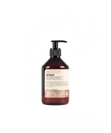 Insight GENTLE EMOLLIENT SHAMPOO – Delikatny szampon nawilżający bez siarczanów 400ml