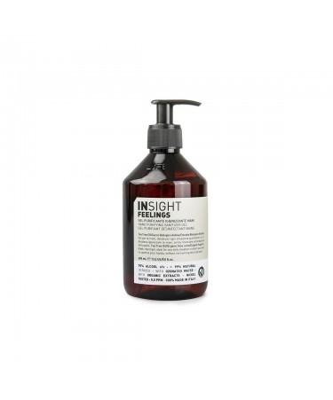 Insight Hand purifying sanitizer gel - Dezynfekująco - nawilżający żel do rąk 400ml