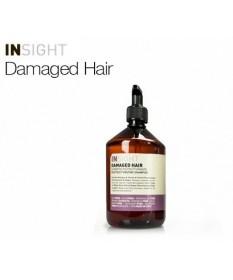 Insight DAMAGED HAIR - szampon odbudowujący do włosów zniszczonych 400 ml