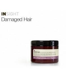 Insight DAMAGED HAIR - maska odbudowująca do włosów zniszczonych 500 ml