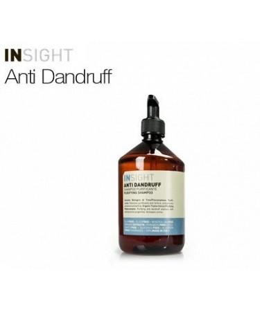 Insight ANTI DANDRUFF - szampon przeciwłupieżowy 400 ml