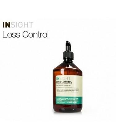 Insight LOSS CONTROL - szampon wzmacniający przeciw wypadaniu włosów 400 ml